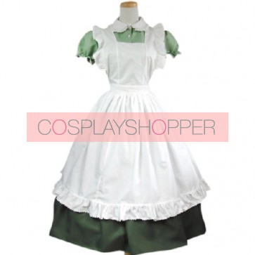 Axis Powers Hetalia Little Italy Maid Cosplay Costume