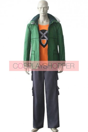 Fairy Tail Loke Loki Cosplay Costume