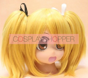 Lollipop Chainsaw Juliet Starling Cosplay Wig