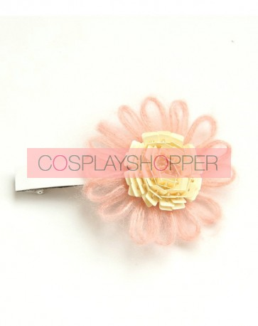 Lovely Handmade Floral Girls Lolita Hairpin