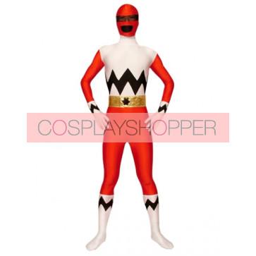 Lycra Spandex Terminator Superhero Zentai Suit