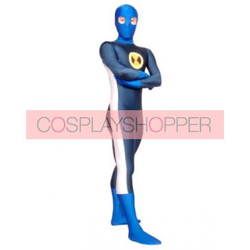Lycra Spandex Unisex Superhero Zentai Suit