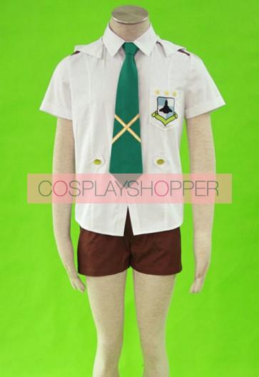 Macross Frontier Mihoshi Academy Uniform Costume