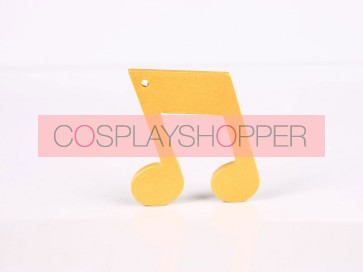 Macross Frontier Ranka Lee Cosplay Accessory Pendant Demiquaver