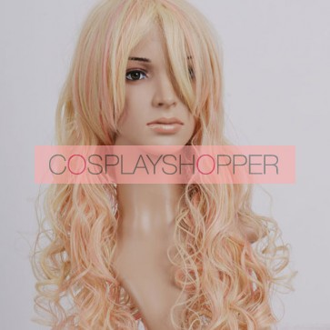 Macross Frontier Sheryl Cosplay Wig