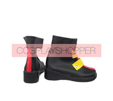 Magical Girl Lyrical Nanoha Teana Lanster Cosplay Boots