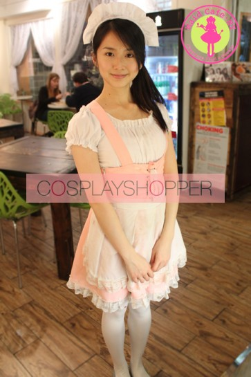 Maid Cafe New York Official Maid Uniform