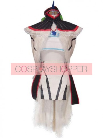 Monster Hunter Unicorn Cosplay Costume
