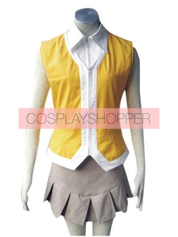 My-Otome Fuka Academy Summer Uniform Cosplay Costume