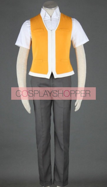 My-Otome Fuka Academy Summer Uniform Costume