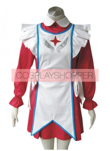 My-Otome Erstin Ho Cosplay Costume