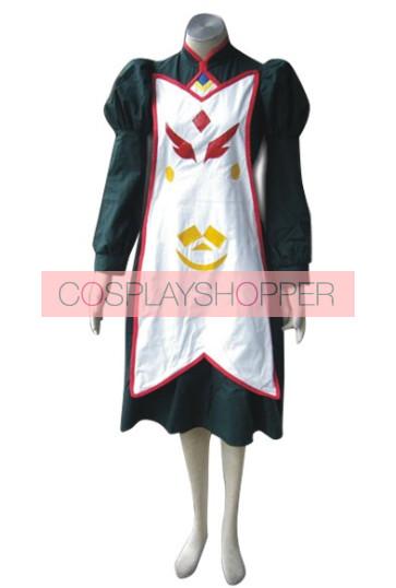 My-Otome Nina Wang Cosplay Costume