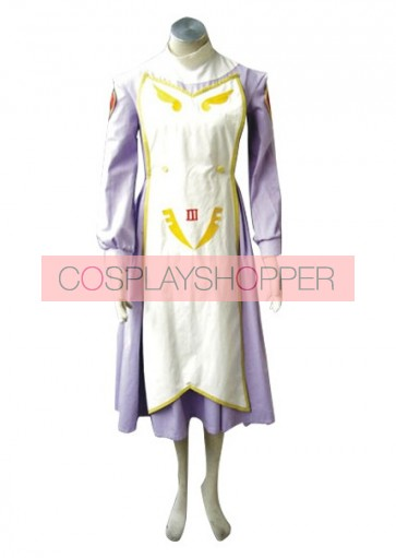 My-Otome Shizuru Viola Cosplay Costume