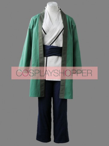 Naruto 5th Hokage Tsunade Cosplay Costume