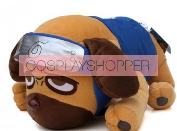 Naruto Pakkun Dog Anime Cartoon Toy
