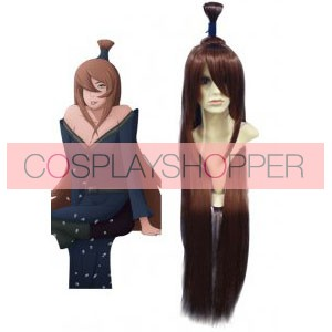 Naruto Terumi Mei Godaime Mizukage Cosplay Wig
