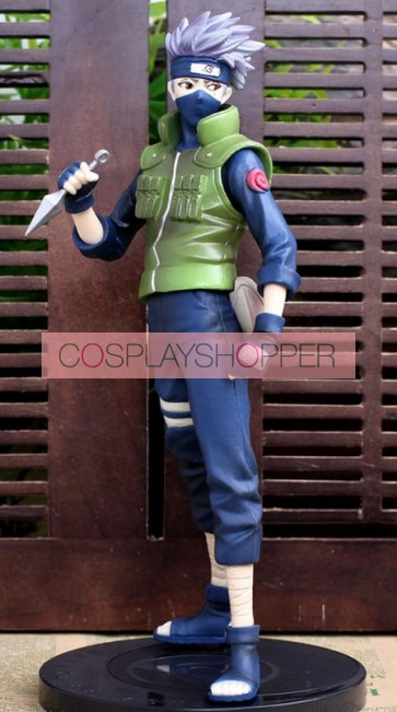 Naruto Hatake Kakashi Mini PVC Action Figure - B