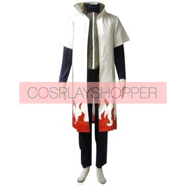 Naruto Minato Namikaze Fourth Hokage Cosplay Costume