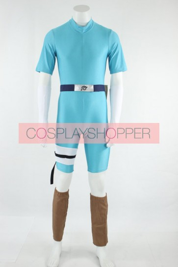 Naruto Rock Lee Short Sleeves Cosplay Costume