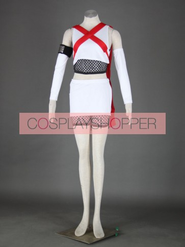 Naruto Seven-Tailed Horned Beetle Fu Cosplay Costume