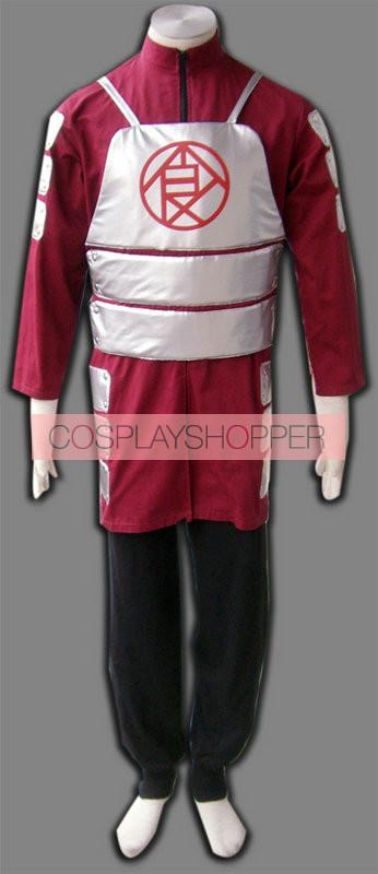 Naruto Shippuden Akimichi Choji Cosplay Costume