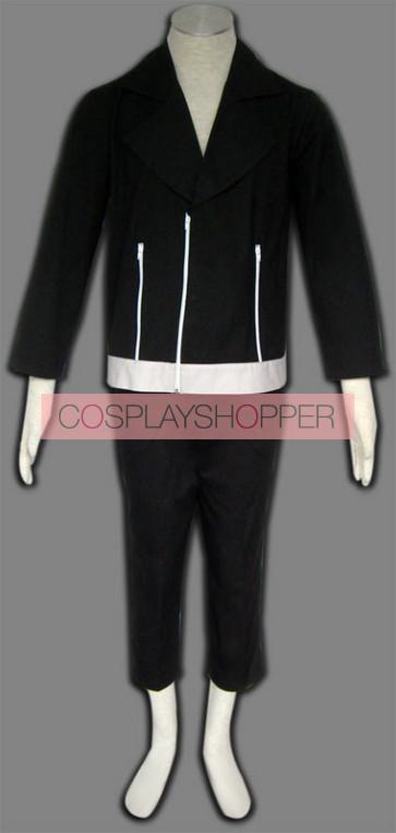 Naruto Shippuden Kiba Inuzuka Cosplay Costume