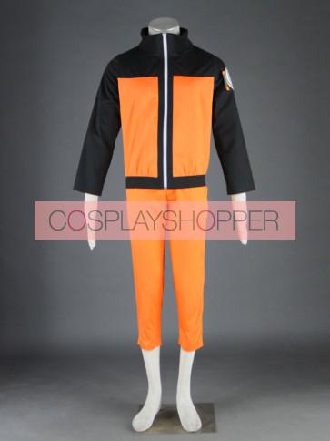 Naruto Uzumaki Naruto Sage Cosplay Costume
