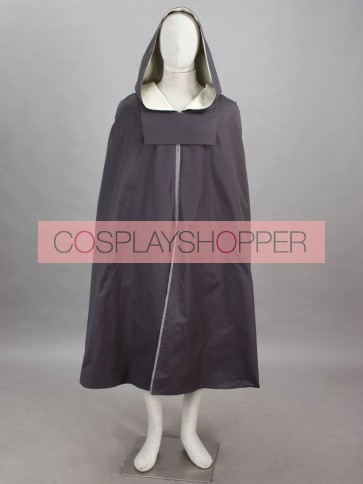 Naruto Team Hebi Cosplay Costume Cloak