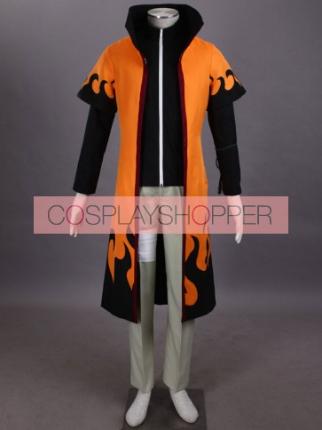 Naruto Uzumaki Naruto Cosplay Costume - 6th Hokage Edition