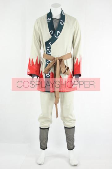 Naruto Young Jiraiya Cosplay Costume
