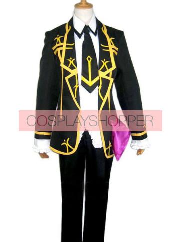 Alice in the Country of Hearts Nightmare Gottschalk Cosplay Costume