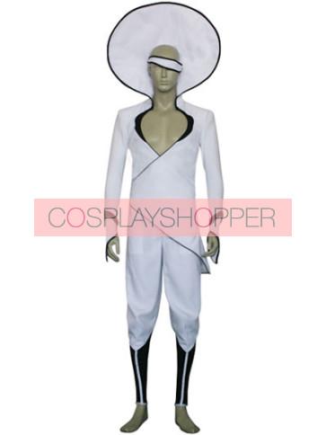 Bleach Nnoitra Gilga Cosplay Costume