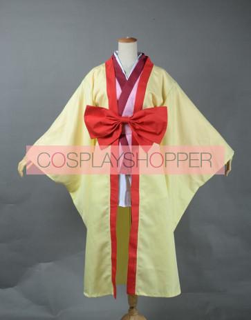 No Game No Life Izuna Hatsuse Cosplay Costume