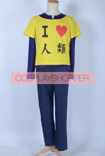 No Game No Life Sora Sports Cosplay Costume