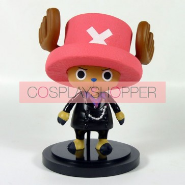 One Piece Chopper Mini PVC Action Figure - C