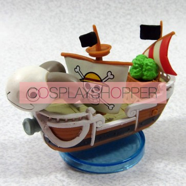 One Piece Going Merry Mini PVC Action Figure