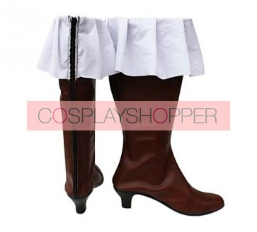 One Piece Jewelry Bonney Cosplay Boots