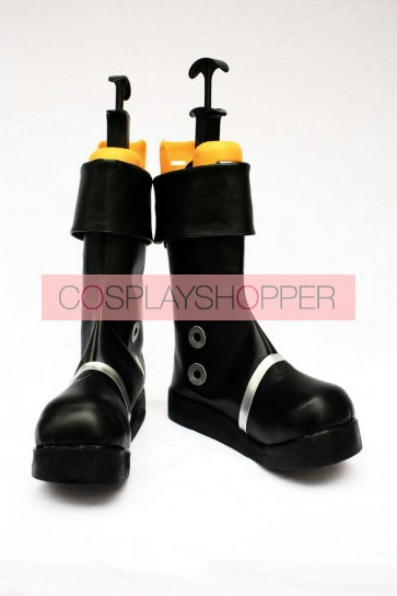 One Piece Portgas D. Ace Faux Leather Cosplay Boots