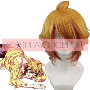 Orange 35cm Uta no Prince-sama Natsuki Shinomiya Cosplay Wig
