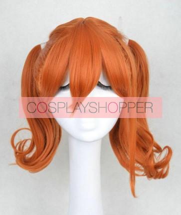 Anohana Orange 40cm Naruko Anaru Anjou Cosplay Wig