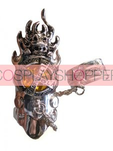 Orange Katekyo Hitman Reborn Cosplay Fingerstall