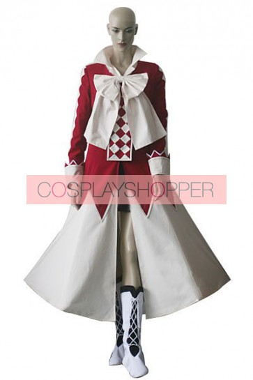 Pandora Hearts Alice Cosplay Costume