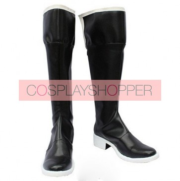 Pandora Hearts Jack Vessalius Black Cosplay Boots