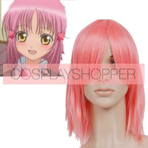 Pink 40cm Shugo Chara Hinamori Amu Cosplay Wig