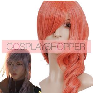 Pink 65cm Final Fantasy Eclair Cosplay Wig