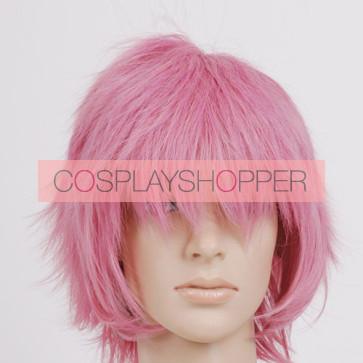 Pink Cosplay Wig