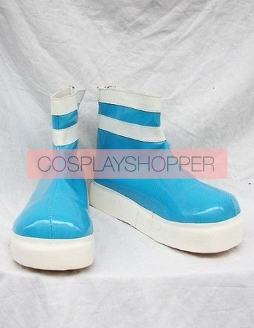 Powerpuff Girls Z Miyako Gotokuji Bubbles Cosplay Shoes