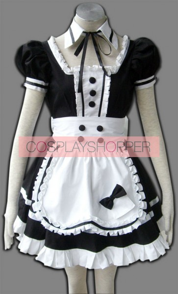 Princess Of Dark Cosplay Maid Costume