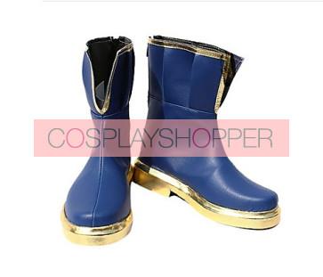 Puella Magi Madoka Magica Miki Sayaka Cosplay Boots