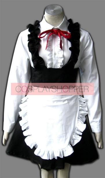 Pure Spirit Cosplay Maid Costume